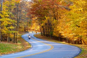 Fall Motorcycle Ride